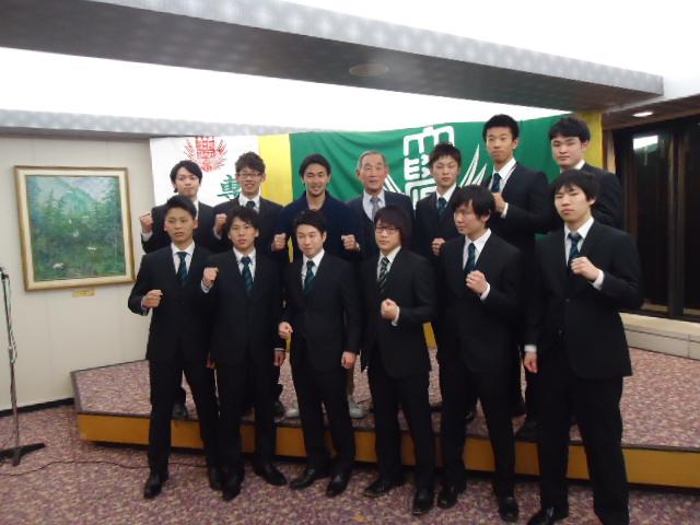 専修大学ボクシング部OB会